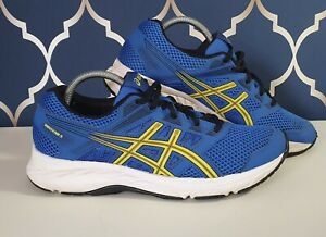 Womens Asics Gel - Contend 5 Sports Running Gym Shoes Trainers Size 6 UK 39 EU