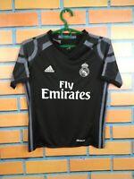 Real Madrid Jersey 2016 2017 Third Youth 9-10 Shirt Adidas Soccer AI5143 Trikot