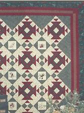 New listing Woodroses in Winter quilt book by Sherri K. Falls of This & That Pattern Co.