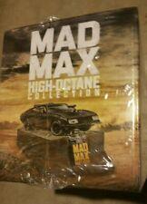 MAD MAX Anthology High-Octane Collection Blu-ray INTERCEPTOR Chrome Fury Road 4K
