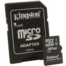 Kingston Tarjeta Memoria 32GB Micro SD (No Envíos a Canarias,Baleares,Ceuta)