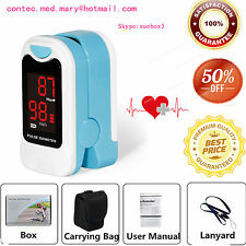 Finger Tip Pulse Oximeter SpO2 and PR value waveform Blood Oxygen Oxymeter,NEW