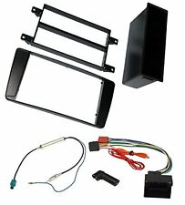 Kit adaptateurs autoradio cadre  pour Skoda Fabia Roomster Octavia Yeti Superb