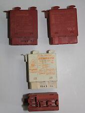 Miele Asciugatrice 6 V Riscaldatore Relè T495C T4462C etc P/N. 4028320 5867950