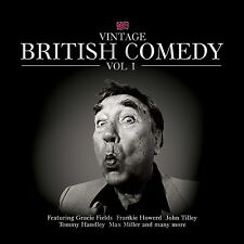 Vintage British Comedy Vol 1 CD New & Sealed Tilley Powell Evans Miller etc