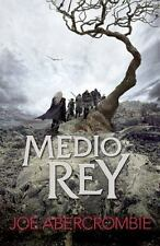 Medio Rey (Spanish Edition)-ExLibrary