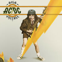 AC/DC - High Voltage - 180gram Vinyl LP *NEW & SEALED*