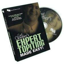 Expert Topiting Made Easy by Carl Cloutier - Magic Tricks
