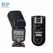Yongnuo YN-560III Flash Speedlite + RF603II Wireless Trigger Receiver for Nikon