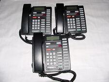 Nortel Meridian M9316 CW phone NT2N18 Black, working
