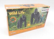 Schleich 42382 - Gorillas auf Futtersuche - Wild Life - NEU / OVP New