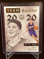 2015 - 2016 Panini Excalibur Team 2020 Devin Booker Gold Rookie /25 SP Suns RC