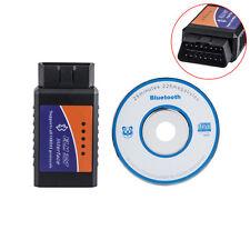 ELM327 Bluetooth OBD2 OBD II Scanner Interface Car Auto Adapter ODB Scan Tool
