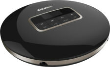 Grundig CDP 6600 Black/Silver CD-Player CD MP3 Discman Ohrhörer Batterie Netz