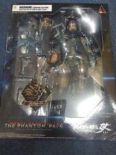 Square Enix Play Arts Kai Metal Gear Solid 5 Venom Snake splitter version misb
