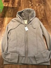 Women's Hollister Fleece Lined Hoodie - Brand NEW **WARM** Large