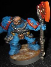 40K Space Marines Techmarine OOP incomplete painted
