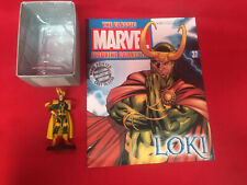 CLASSIC MARVEL FIG COLL MAG #37 LOKI EAGLEMOSS PUBLICATIONS LTD