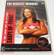 JILLIAN MICHAELS--THE BIGGEST WINNER--Shape Up-Front--- (Dvd)