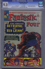 Fantastic Four  #41 Marvel 1965 CGC 9.2 (NEAR MINT -) Frightful Four app.