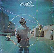 BRAND X - MOROCCAN ROLL - PASSPORT LP - 1977 LP -  IN SHRINK - PHIL COLLINS MBR.