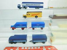 BO868-0,5 #4x Brekina H0 / 1:87 Car MB: 7525 Kühne +4405+48586+5500 ,S.G
