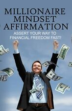 Millionaire Mindset Affirmation eBooks With Master Resell rights ( Pdf )