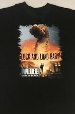 Vintage! MEN IN BLACK II Lock and Load Baby 2002 T -  Shirt Youth L - XL