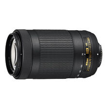 Nikon Auto Focus DSLR 70-300mm Camera Lenses