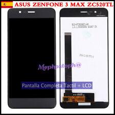 PANTALLA PARA ASUS ZENFONE 3 MAX ZC520TL LCD DISPLAY TACTIL DIGITALIZADOR NEGRO