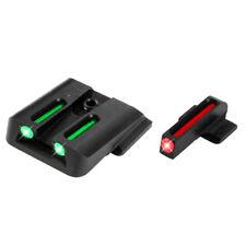TruGlo S&W M&P/Sd9/Sd40/Shield/S hield 2.0 Fiber Optic Sight Set-Tg131Mp