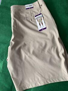 Hang Ten Mens Walk Shorts Sz 40 Beige (coriander)NEW  With Tag