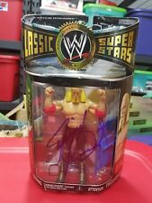 HANDSOME JIMMY VALIANT signed WWE Jakks Classic Superstars 2006 Series 12 Fig