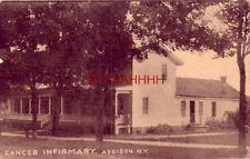 pre-1907 CANCER INFIRMARY - ADDISON, N. Y.