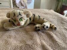Steiff ??? Nice vintage tiger