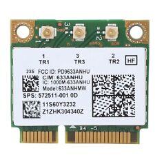 NEW LOT OF 2 Alpha Networks WMP-N07 Wireless MIMO Mini-PCI Wifi Card