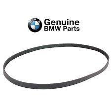 For BMW E53 E60 E63 E64 E65 E66 5 6 7-Series Ribbed V Belt Genuine 11287631817