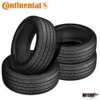 4 X New Continental TrueContact Tour 215/65R17 99T Tires