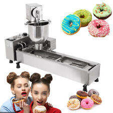 Automatic Donut Machine 3Kw Commercial Donut Maker 3 Set free Mold