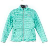 The North Face Girls Jacket Coat Reversible Medium 10/12 BD