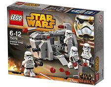 Sealed LEGO Star Wars 75078 Imperial Troop Transport NEW Free Shipping Authentic