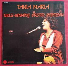 TANIA MARIA  NIELS HENNING  ORSTED PEDERSEN LP ORIG FR