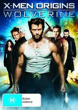 X-Men Origins - Wolverine (DVD, 2009) region 4