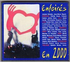 24003 // ENFOIRES EN 2000  CD EN TBE