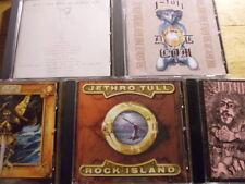 Jethro Tull [5 CD Alben] Stand Up + Rock Island + Broadsword Beast + Dot COm