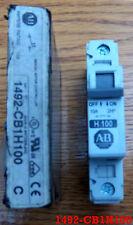 Ab 1492-Cb1H100 H100 10 Amp 1492-Cb1 Circuit Breaker