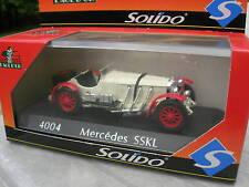 SOLIDO 1/43 METAL MERCEDES BENZ SSKL  4004!!!!!!!!!!!!