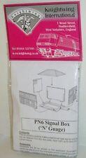 Knightwing PN6 - Signal Box Kit. (N) Railway Model