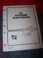 EH Manuel Hyster le systeme electrique H36.00-48.00C