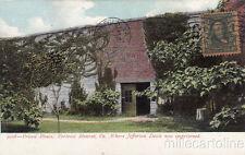 * NORFOLK - Fortress Monroe - Prison House 1906